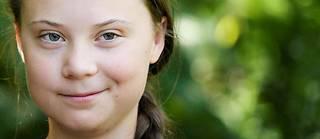 Greta Thunberg refuse de prendre l'avion à cause du climat.