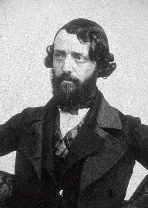 Démiurge. «Restaurer un édifice, ce n'est pas l'entretenir, le réparer ou le refaire, c'est le rétablir dans un état complet qui peut n'avoir jamais existé à un moment donné», écrit Viollet-le-Duc (1814-1879, ici en 1844).