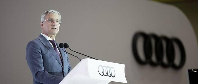 Rupert Stadler, ex-président d'Audi, a déjà séjourné en prison, une première pour un responsable de ce gabarit, imité par Carlos Ghosn ensuite.