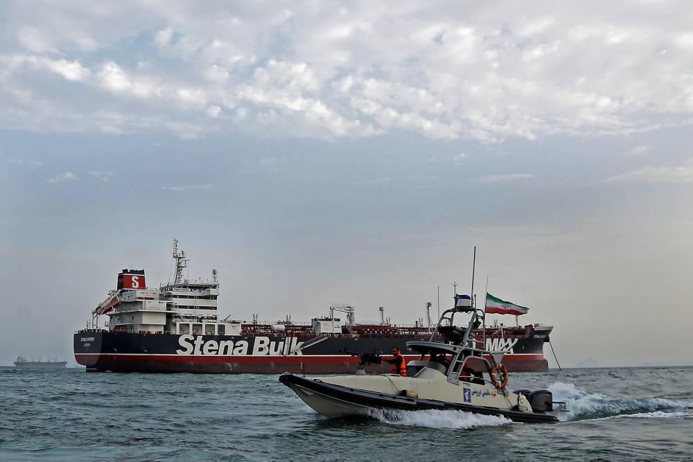 -Iran-Stena-Impero-Détroit-d'Ormuz-Royaume-Uni- ©  HASAN SHIRVANI / MIZAN NEWS AGENCY / AFP