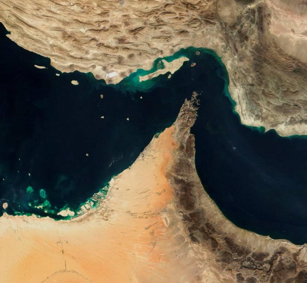 -détroit-Ormuz-Iran-Oman-États-Unis- ©  Wikimedia Commons