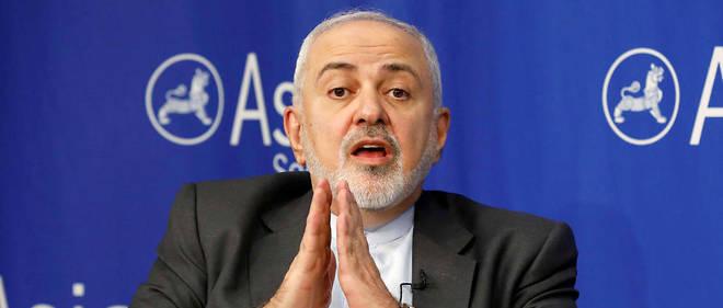 «Je n'ai aucune propriété ni aucun intérêt en dehors de l'Iran», a ironiquement commenté Javad Zarif.