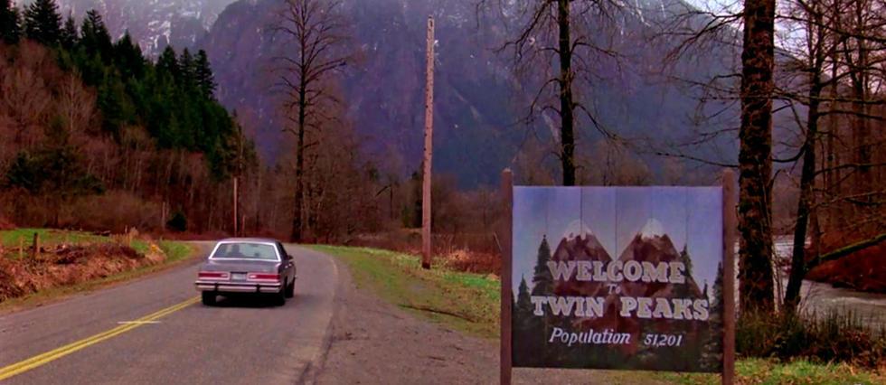 <p>Twin Peaks</p>