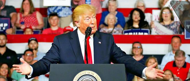 L'annonce de Donald Trump a fait l'effet d'une bombe sur les marchés.