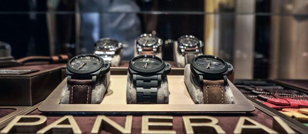 <p>Panerai a inauguré, une nouvelle fois, sa boutique historique de Florence.</p>