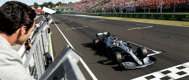 Hamilton stratégique au GP de Hongrie
