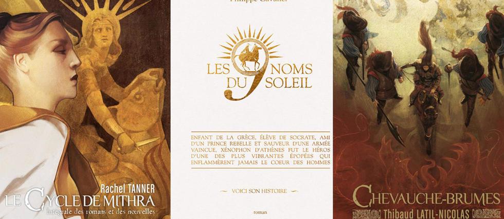 Trois Romans De Fantasy A Devorer En Aout Le Point