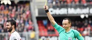 Un arbitre de Ligue 1 (Illustration)