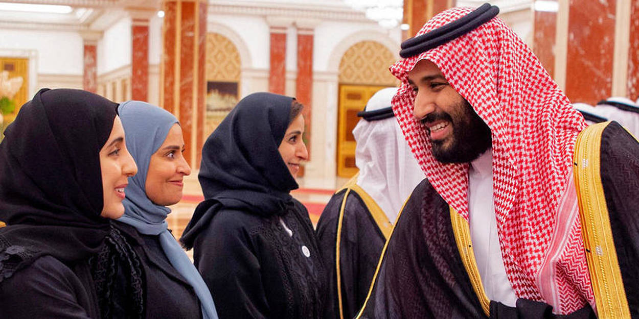 Être une femme en Arabie saoudite