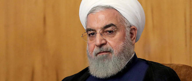 « La République islamique d'Iran est en faveur de négociations et, si  les États-Unis veulent vraiment discuter, avant toute chose, ils doivent  lever l'ensemble des sanctions », a lancé le président iranien.