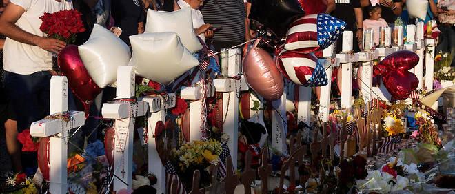 L'émotion est grande à El Paso depuis la mort de 22 personnes samedi 3 août.