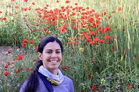 La trentenaire vit à Nicosie et séjournait sur l'île d'Ikaria avec son compagnon de 38 ans.