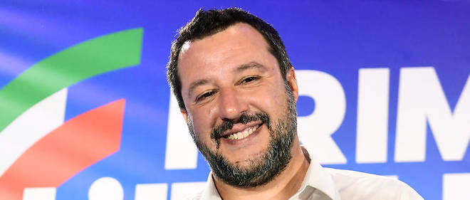 Matteo Salvini va enchaîner les meetings et réunions politiques en août.