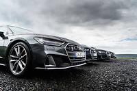 Le nouveau moteur mild hybrid diesel d'Audi va être mis à toutes les sauces.
