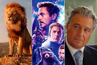 Un lion, des super-héros et une famille française...