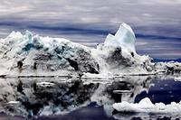 L'Institut météorologique danois rappelle que 197 milliards de tonnes de glace ont disparu pendant tout le mois de juillet.