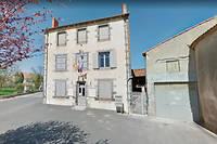 Mairie de Saint-Myon près de Combronde dans le Puy-de-Dôme (Capture d'écran Google Maps)