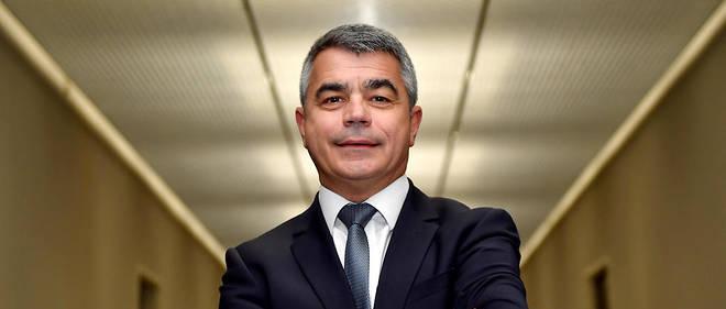 « À ce stade, il est acté qu'il n'y a pas de possibilité d'accorder l'investiture socialiste au maire sortant» David Samzun (ici en photo), a déclaré Olivier Faure.
