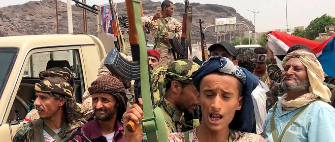 Des affrontements opposaient les séparatistes au gouvernement depuis mercredi.