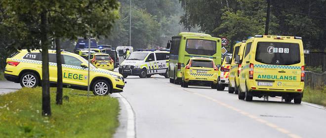 Plusieurs heures après l'attaque, la police a découvert le cadavre d'une jeune femme, parente du suspect, à leur domicile.