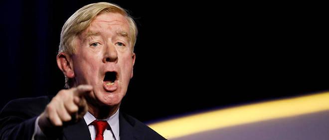 Bill Weld possède très peu de chances d'obtenir la nomination des républicains.