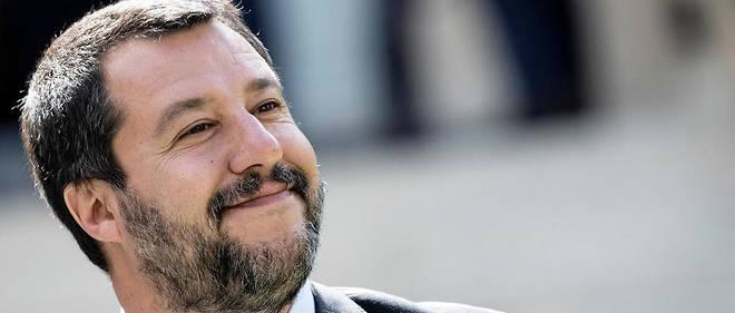 Matteo Salvini appelle à l'organisation d'un nouveau vote à l'automne.