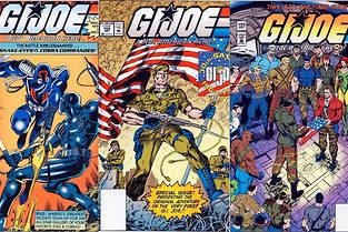 G.I. Joe aura droit à sa série de comics Marvel