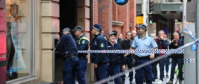 La victime est dans un état stable, l'assaillant a été arrêté.