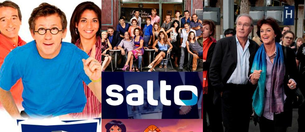 <p>Notre programmation idéale pour Salto, le nouveau service de streaming vidéo de France Télévisions, TF1 et M6.</p>