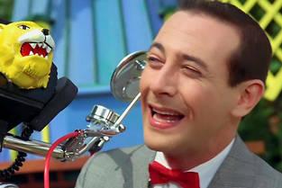 << Pee-Wee Big Adventure >>, de Tim Burton.