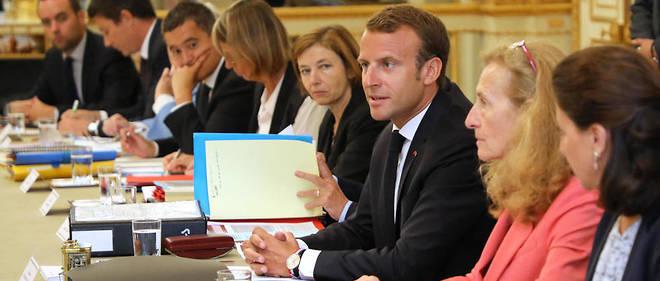 Calendrier Macron 2019.Rentree Politique Les Sept Chantiers De L Executif Le Point
