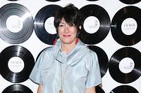 Ghislaine Maxwell en 2014 à un gala, à New York.
