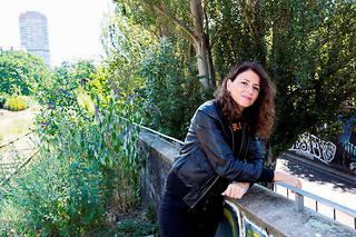L'écrivaine Karine Tuil.  ©mantovani francesca/SIPA