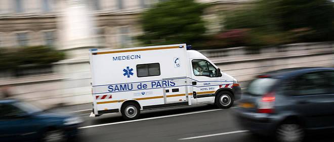 L'individu « aurait réussi à entrer dans les locaux du Samu » et à dérober les clés du véhicule.