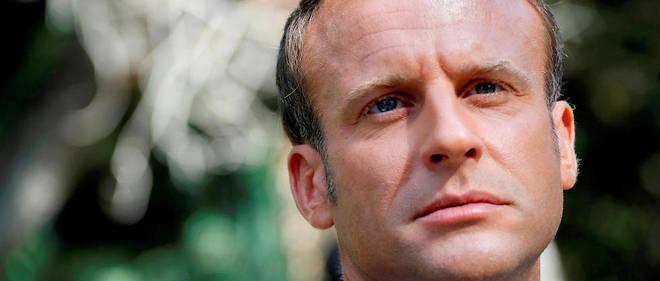 Emmanuel Macron reçoit les plus grands chefs d'État de la planète cette semaine.