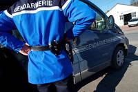 L'automobiliste a été arrêté dimanche à Doussard, en Haute-Savoie.