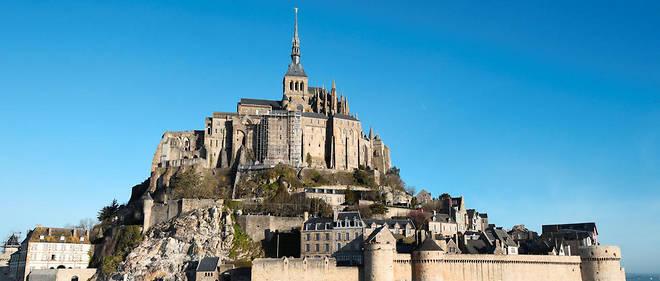 Officiellement, le Mont-Saint-Michel se situe en Normandie.