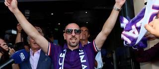 Avant l'arrivée de Franck Ribéry, l'effectif de la Fiorentina compte déjà plusieurs Français, notammentValentin Eysseric.