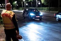 Les policiers ont eux-mêmes posté l'histoire sur les réseaux sociaux (Photo d'illustration).