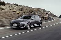 L'Audi RS6 fait preuve d'une polyvalence rare en combinant des performances dignes d'une authentique voiture de sport avec de vraies qualités pratiques.