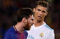 Cristiano Ronaldo et Lionel Messi se sont longtemps affrontés dans le championnat espagnol.