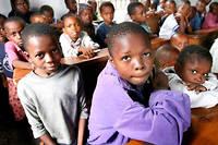 L'école primaire pourrait devenir gratuite en RD Congo dès le 2 septembre 2019.