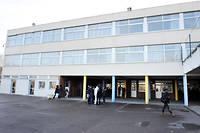 Un lycée de Seine-Saint-Denis, un département où Nora Bussigny a été surveillante.