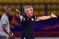 Sous les ordres du Français, la sélection tunisienne a atteint les demi-finales de la dernière Coupe d'Afrique des nations.