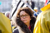 Christine Boutin en janvier 2017.
