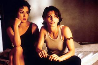 «Bound», le premier film des Wachowski.