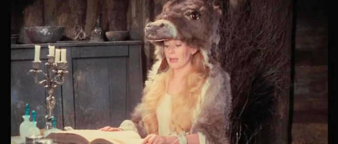 Catherine Deneuve dans «Peau d'âne» de Jacques Demy.