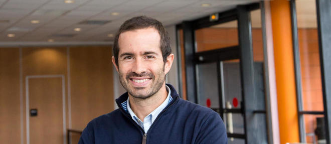 Yann Ferguson, sociologue à l'Icam.
