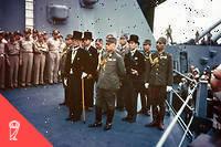 Les trois premiers chapitres du livre sont consacrés à la montée des tensions entre Japon et États-Unis jusque dans les années1940, puis à la guerre du Pacifique, et plus particulièrement aux conséquences de la volonté de Roosevelt de forcer le Japon à une «capitulation sans condition». Pyle se montre critique envers cette stratégie inspirée par le souvenir du refus de l'Allemagne d'admettre sa défaite après la Première Guerre mondiale, ainsi que par l'idée qu'il fallait extirper les racines «féodales» de l'impérialisme japonais en remodelant le pays à l'image de la démocratie américaine.