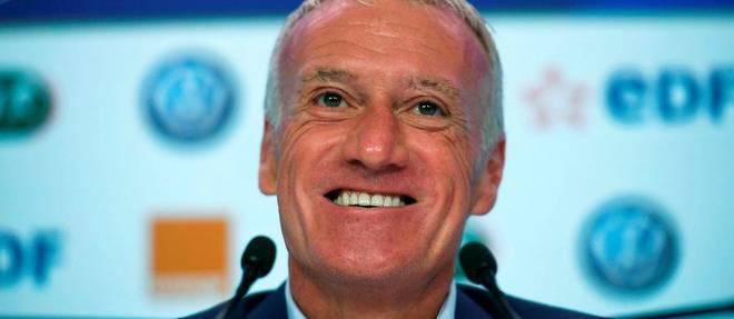 << L'Albanie est une equipe qui n'est jamais evidente a jouer >>, estime Didier Deschamps.